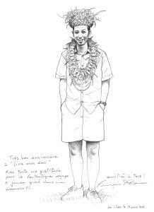 illustration des 20 ans de François Roca