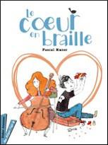 Le cœur en braille